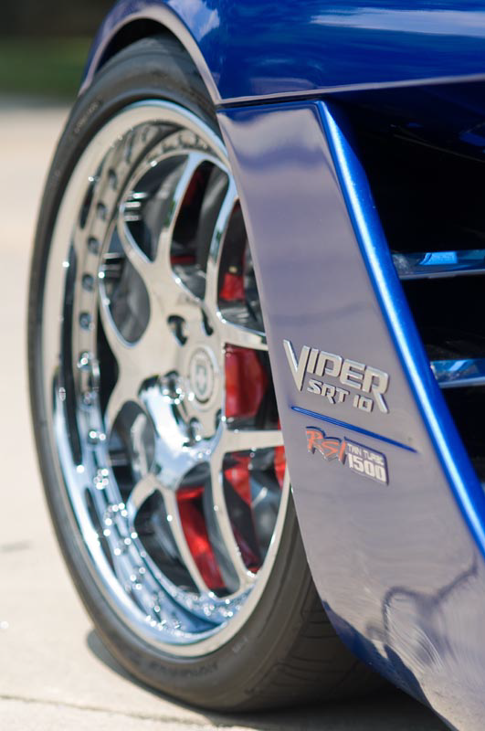 Stickers for your Viper sports car