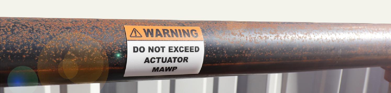 Warning 3-100